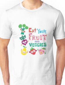 Eat Your Fruit & Veggies  T-Shirt