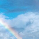 A Rainbow Dragon.......Lyme Regis Dorset UK by lynn carter
