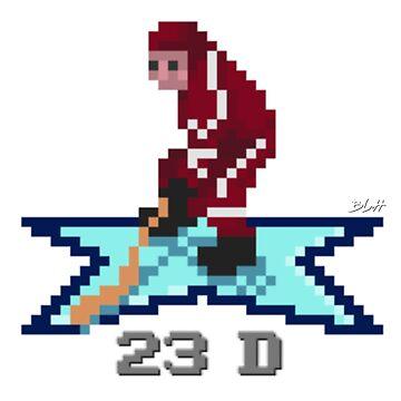 NHL 94 - ARI #23 - Ekman Larsson by BLH-Hockey