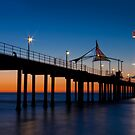 Under the Jetty by Danny Clarkson