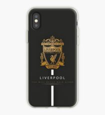 reputable site e445d b9b77 Liverpool iPhone cases & covers for XS/XS Max, XR, X, 8/8 Plus, 7/7 ...