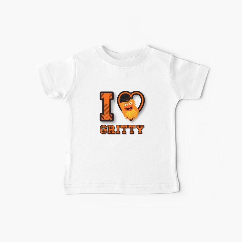 Amo a Gritty Camiseta para bebés