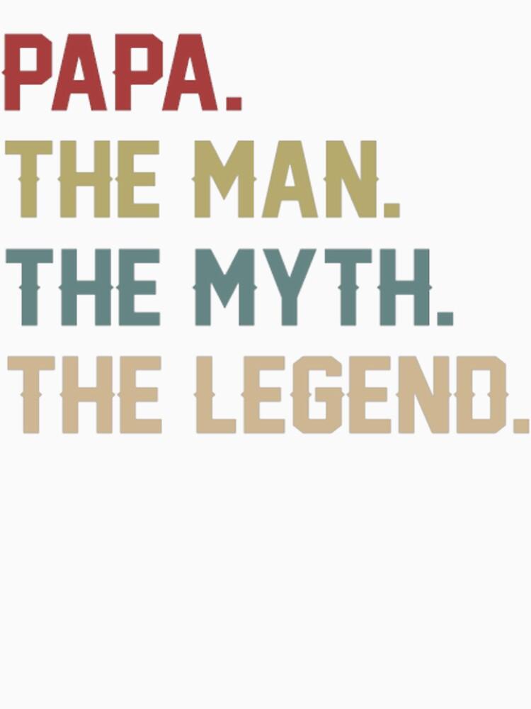 Der Mann Mythos Legende Papa von ryoo66