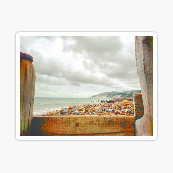 English Coast EC148d Sticker