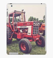 Vintage Turbo Tractor iPad Case/Skin