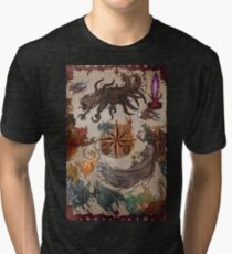 Path of Exile Poster Tri-blend T-Shirt
