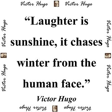 Laughter Is Sunshine - Hugo by CrankyOldDude