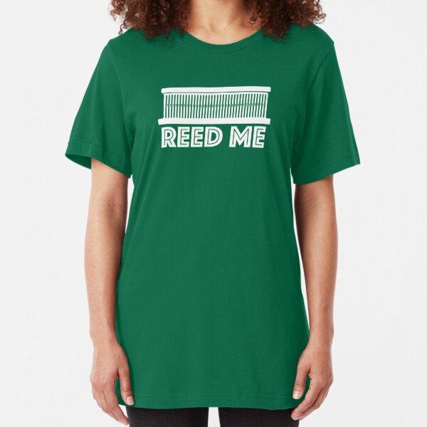 Reed Me Slim Fit T-Shirt