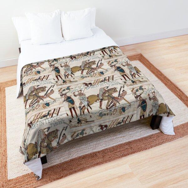 HIC HAROLD REX INTERFECTUS EST Comforter
