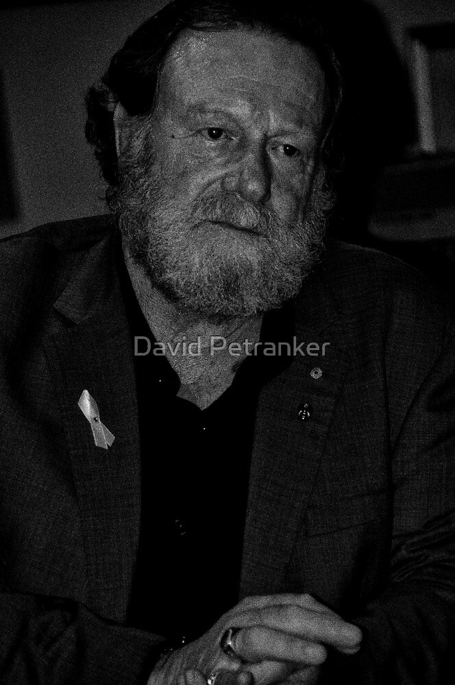 Jack Thompson by David Petranker