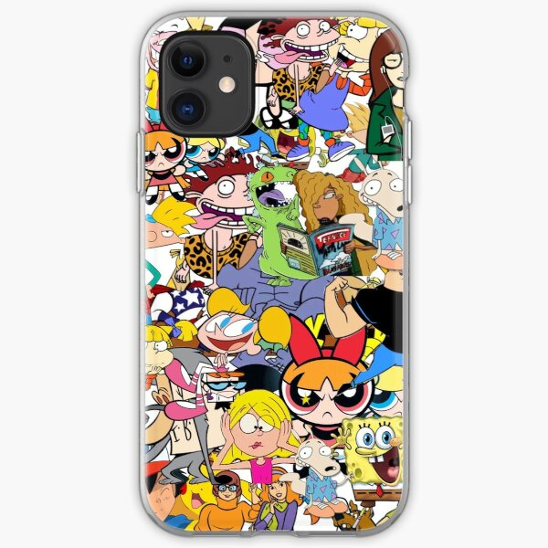 90s Cartoons Iphone Cases Covers Redbubble