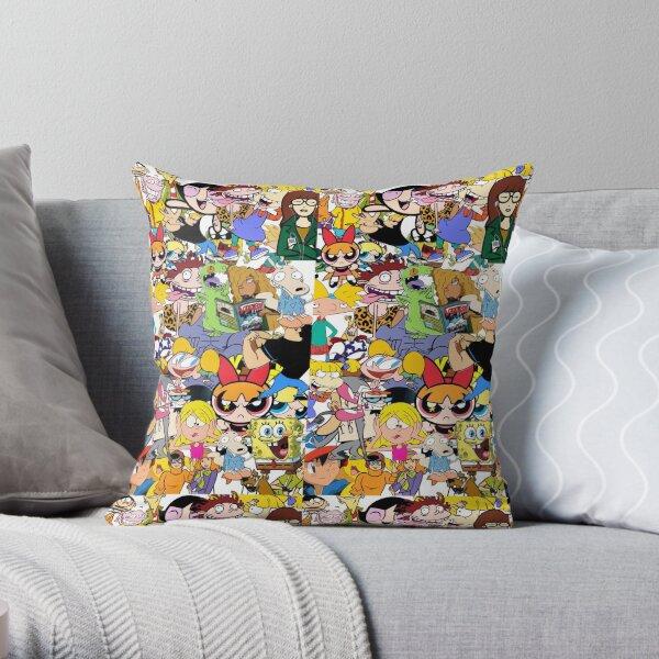 Cartoon Network  Throw Pillow