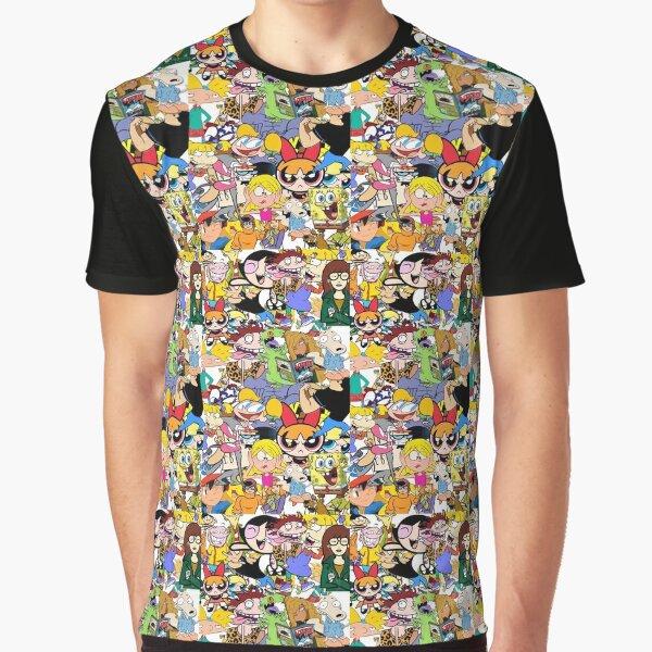 Cartoon Network Camiseta gráfica