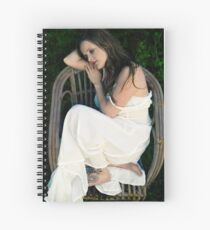 dreaming of prince charming Spiral Notebook