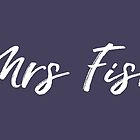 Mrs Fish by holbytv