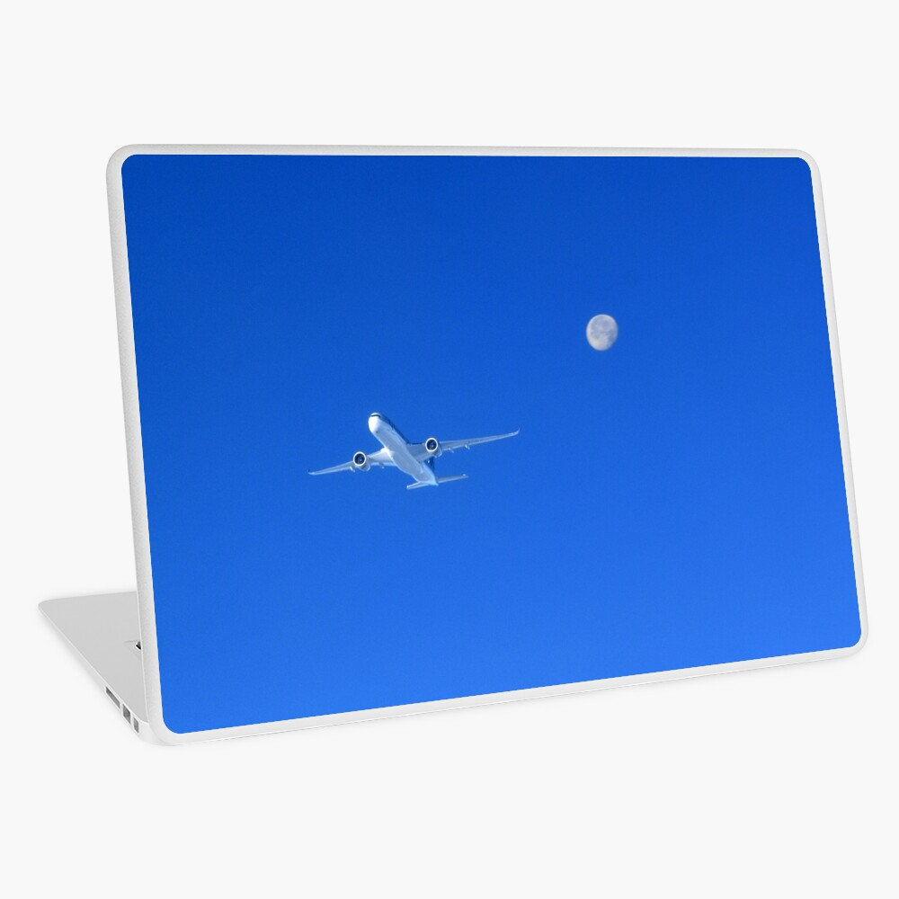 Fly by Laptop Skin