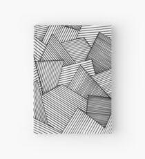 Zentangle Block Pattern Hardcover Journal