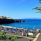 Black Sand Beach Tenerife by danachirps