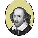 William Shakespeare by Printables Passions
