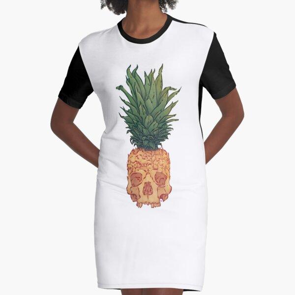 Exotique Graphic T-Shirt Dress