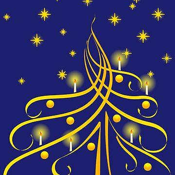 Christmas Tree by FrauleinimStall