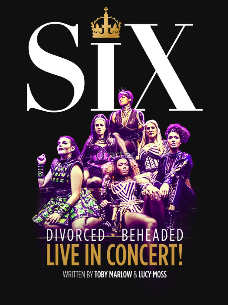Six the musical by ocarter