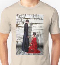 Mystical Fashion  Girls Fine Art Print Unisex T-Shirt