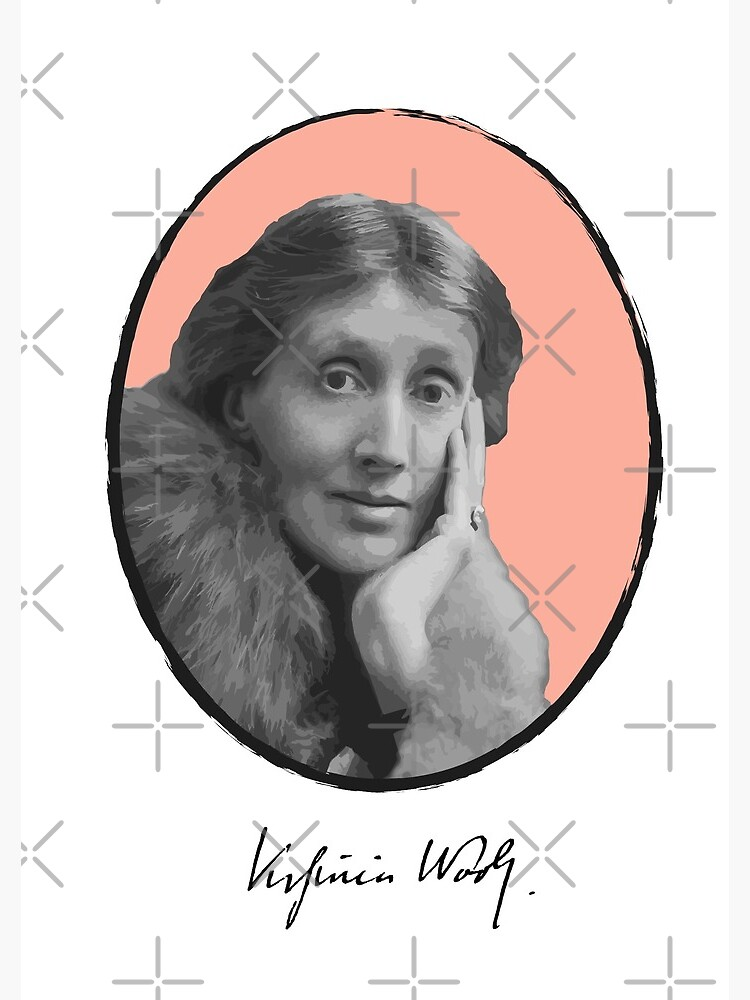 Virginia Woolf by PrintablesP