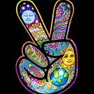 PEACE AND LOVE FROM THE '60'S by Heather Friedman