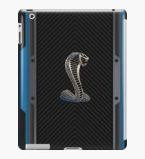 Ford Shelby carbon  iPad Case/Skin