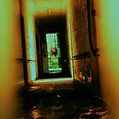Corridor of broken dreams by Chris Jallard