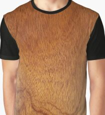 I Feel Woody, Oh So Woody!! (Wood Grain #1) - Man Cave Graphic T-Shirt