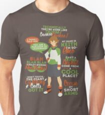 Pidge Quotes Unisex T-Shirt