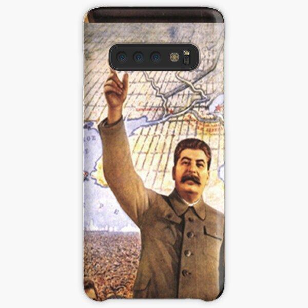 Communism Poster. The Great Plan for the Transformation of Nature, великое преобразование природы, velikoye preobrazovaniye prirody Samsung Galaxy Snap Case