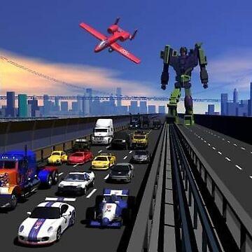 the autobots by CraigMatthews