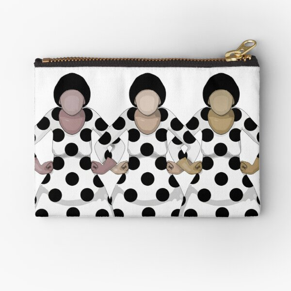 Kvinnokraft Zipper Pouch