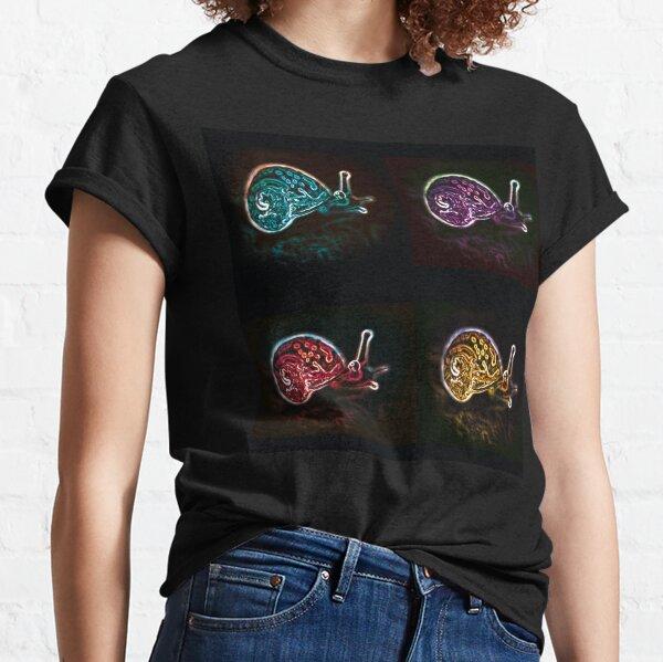 Neon Snail 1 Classic T-Shirt