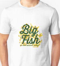 Big Fish musical Slim Fit T-Shirt