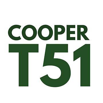 T51 cooper by BigRedDot