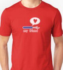 My Friend Seam Ripper Unisex T-Shirt