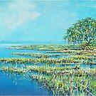 Marshland by Sinisa Saratlic