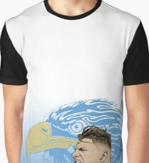 Ciro Immobile Lazio Graphic T-Shirt