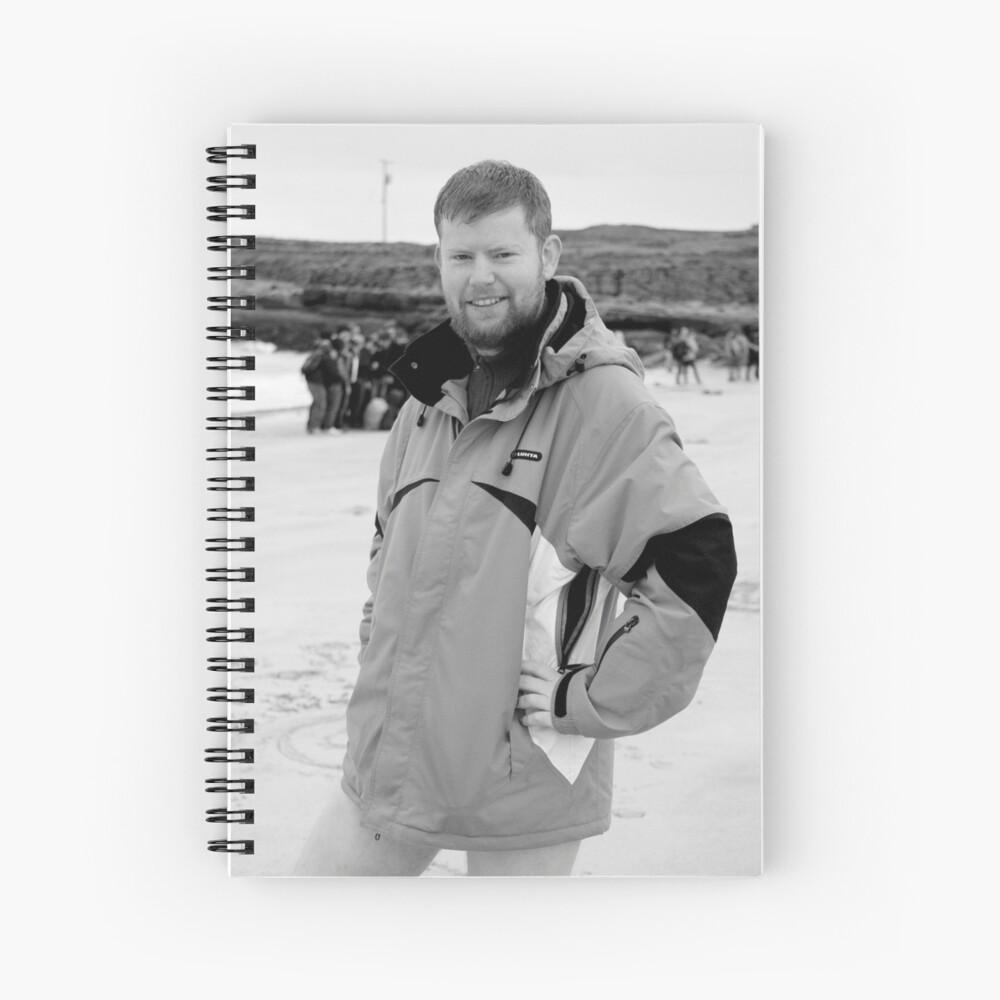 Catalogue Spiral Notebook