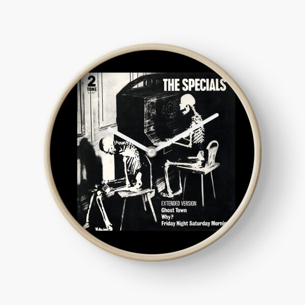 The Specials (Ghost Town) Clock