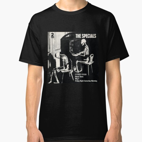 The Specials (Ghost Town) Classic T-Shirt