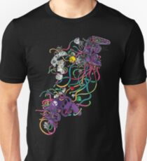 Der Burst Slim Fit T-Shirt