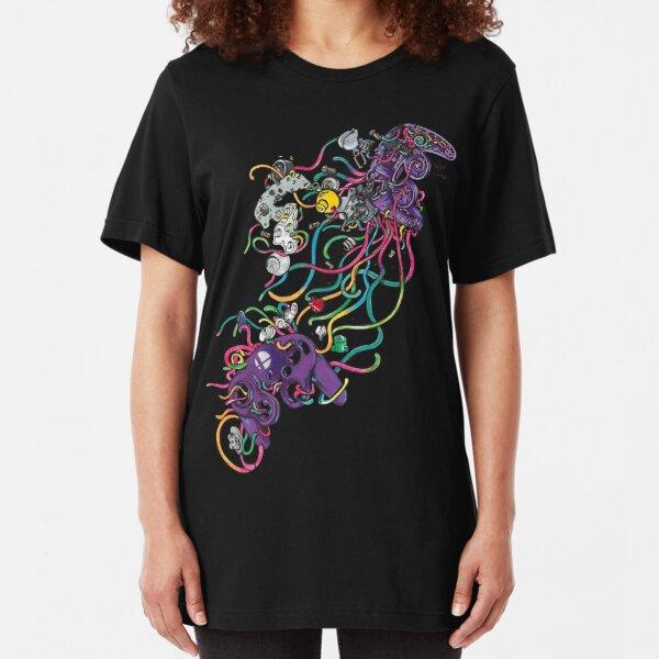 The Burst Slim Fit T-Shirt