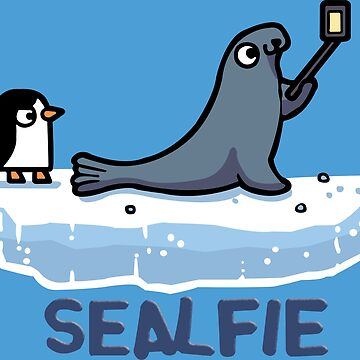Sealfie  by PotatoGear