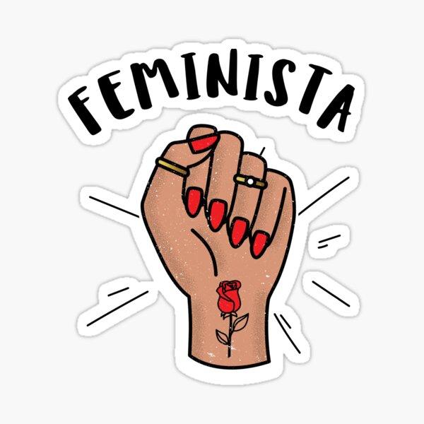 La feminista Pegatina