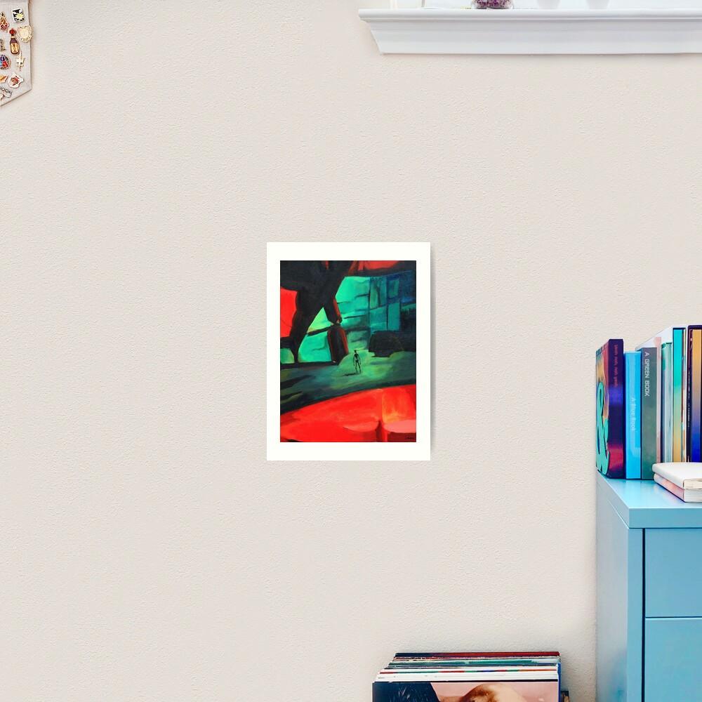 Secret Months Art Print